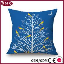 home fashion Geometric wholesale custom printed decorative pillow