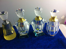 2014 Wholesale Crystal Perfume Bottles