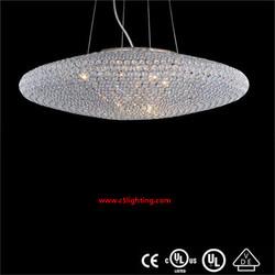 Best design big crystal chandelier full band radar laser detector
