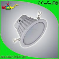 popular cut size 3 inch 6w CE, ROHS Certified white Alumihium body COB Down Light