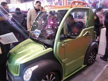 Zhejiang hot sale 2 seats mini cheap battery electric vehicle
