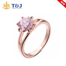S>>>>2015 Newest Fashion 18K Gold/Rose Gold/Platinum Plated Wedding Engagement Rings