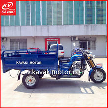 China Manufactor 2014 New Design High Quality Power Not Solar Motorized Tricycle For Cargo