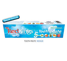 Redrings Toothpaste 5 extracts Sensitive & Antitartar
