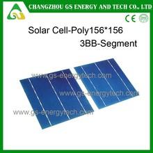 bulk price polycrystalline silicon solar system for solar cell market