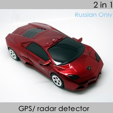 Limited sales,new model car speed radar gun detector,Anti police radar detector,GPS navigation Built-in Russian Voice