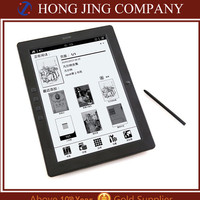 """Certificated M96 9.7"""" inch E-ink Pearl screen ebook reader with Wifi stylus touch"""