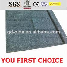 el tipo de piso de acero para techos del azulejo