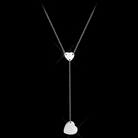 Heart Pendant Necklace Fine Jewelry 5-1394-4460