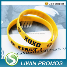 Promotional Hand bands with your brands