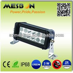 4x4, Motorcycle, Mining Vehicles high power led truck bar