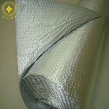 aluminum foil and air bubble cells heat resistant materials as building insulation