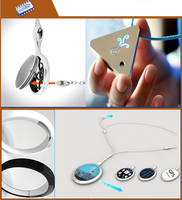 bluetooth smart necklace with GPS tracker pcb manufacturer