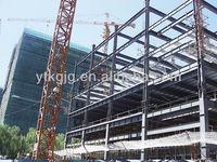 tubular steel structure