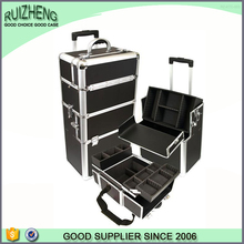 New model royal polo luggage trolley case