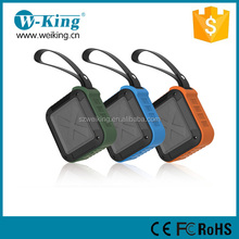 WEIKING Wireless Speaker, Portable Bluetooth Stereo Speaker with 5W Speaker Enhanced Bass Resonator