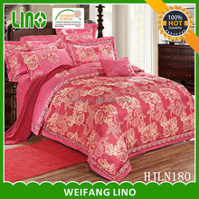 bed sheets manufacturers in china/cheap fabric/bedspreads with cotton