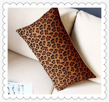 oblong cotton 18inch body pillow heat transfer printed