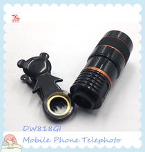 8x smartphone zoom lens for mobile phone,cell phone telephoto lens,8X telescope zoom phone camera lens