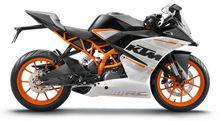 390cc motorcycles KTM