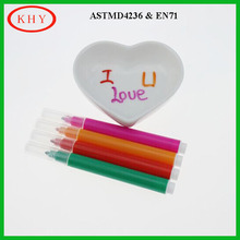 Hot Sale Oven Baked Porcelain Marker Pen Write on Ceramic Item