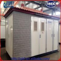 QTDL Outdoor HV prefabricated switchgear & substation