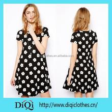 Garment factory high quality fashion women dresses wholesale , bulk wholesale women clothing