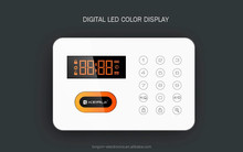 App control touch panel PSTN wireless home security intruder burglar alarm system
