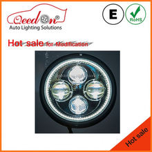 Qeedon OEM with osram led chips 4 wheel bike for 4 person
