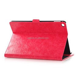 Fashion most popular for ipad air smart cover leather case