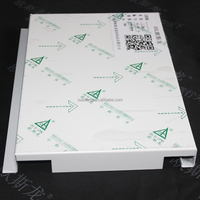 Superior Quality E - shaped Aluminum Metal Square Ceiling Tiles Decoration