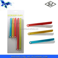 plastic chip bag clip for sealing any food bags