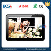 2015 bulk order DHL free shipping 10 inch dual core wifi allwinner a23 tablet pc android 4.1