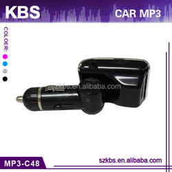 """Car Mp3 Player With 1.4""""Large LCD Screen,512M/1GB/2GB/4GB/8GB,Beautiful Interface,Line-in Function"""