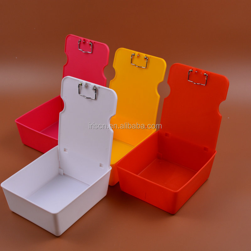 Dental Lab Working Case Pan Tray Dental Plastic Work Box