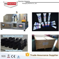 Automatic Plastic Tube Sealer with Batch Date and Printing
