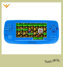 Hot item brand game console with 3D games PAP-K3