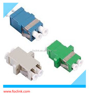 LC Type Multi Mode Simplex Fiber Optic Adapter for Networking