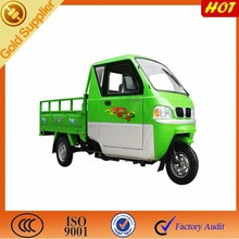 Three Wheel gasoline Motorcycle/cabin tricycle