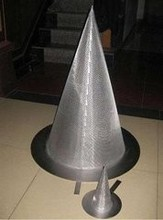 stainless steel mesh cone filter