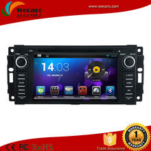 Android 4.4 car radio for jeep grand cherokee 2 din car dvd player