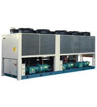Fonte de ar de resfriamento de ar condicionado, chiller, industrial, AR condicionado central, AR condicionado e Bombas de calor