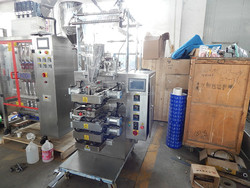 Stand Up Pouch Packaging Machine, Doy Bag Packaging Machine