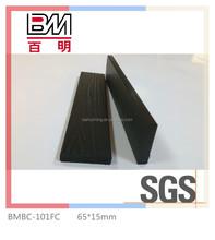 SGS Certified and Weatherproof Wood Plastic Floor