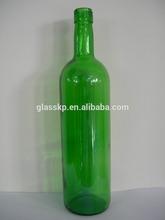 1 litro botella de vidrio