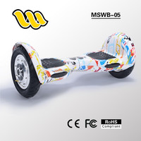 Wholesale 2015 Newest 10 inch tire 2 Wheel Smart balance standing up electric Scooter