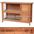 conejo casa de madera dfr038