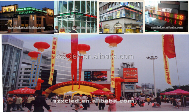 outdoor led digital sign board
