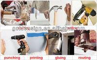 (SGS RoHS)China interior wall pvc sheet Manufacturer ( Hot Size:1.22*2.44m )