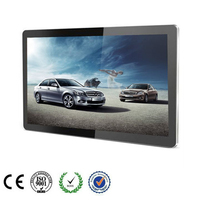 32 inch Chinese wall mounted slimline digital advertising picture frame manufacturer